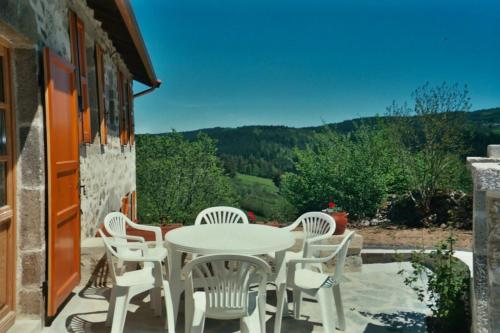 Holiday home Vedieres basse : Guest accommodation near Chomelix