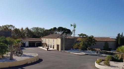 Domaine de la Clotinière : Guest accommodation near Lespignan