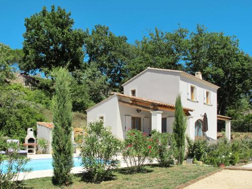 Ferienhaus St. Andre-de-Roquepertuis 105S : Guest accommodation near Montclus