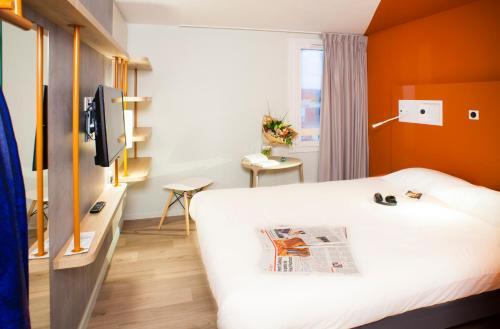 ibis budget Bordeaux Est Lormont : Hotel near Saint-Sulpice-et-Cameyrac