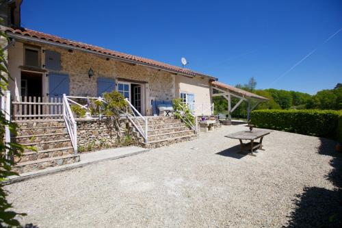 La Dependance : Guest accommodation near Roussines