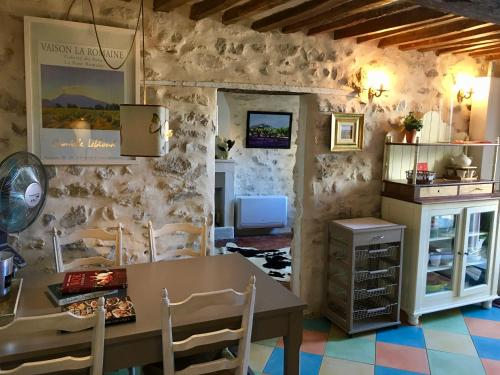 Maison Vaison : Guest accommodation near Crestet