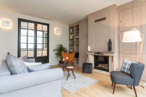 Luxueux appartement dans une ancienne usine : Apartment near Les Lilas