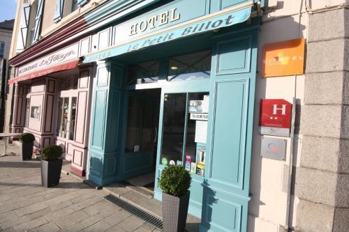Citôtel Le Petit Billot : Hotel near Saint-Georges-de-Chesné