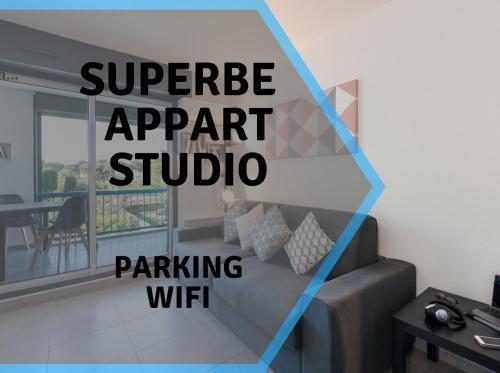 Appart'Studio du Cap-La Ciotat : Apartment near Ceyreste