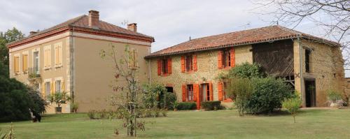 Le Gîte du Mandarin : Guest accommodation near Castéra-Vignoles