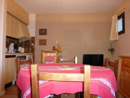 LES TORRENTS II 17 : Apartment near Uvernet-Fours