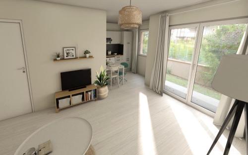 Le Domaine des Capitouls : Apartment near Eaunes