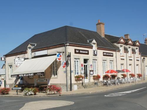 Hôtel de la Place : Hotel near Sury-aux-Bois