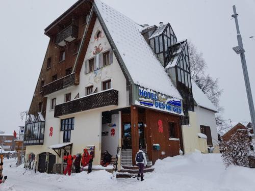 Hotel des Neiges : Hotel near Saint-Christophe-en-Oisans