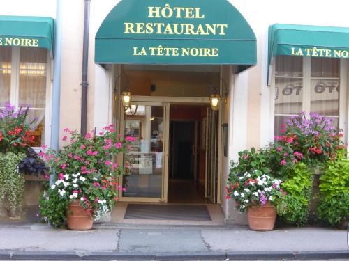 Logis De La Tete Noire : Hotel near Mesvres