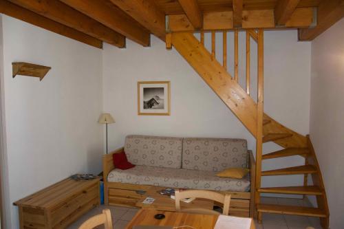T2 Cabine 4-6 personnes : Apartment near Ancizan