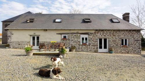 Gite Poppy : Guest accommodation near Villebaudon