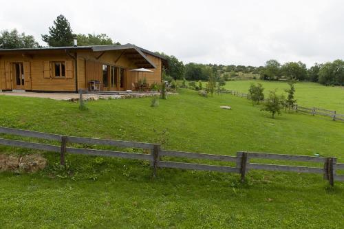 Gîte des Conquettes : Guest accommodation near Druelle