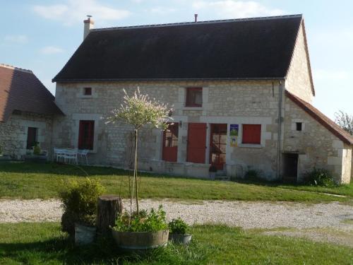 La maison des fleurs : Guest accommodation near Ferrière-Larçon