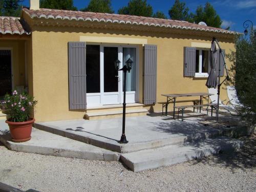 au pied du ventoux : Guest accommodation near Beaumont-du-Ventoux