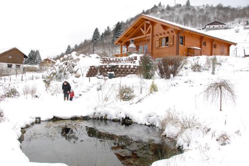 Chalet Notre Retraite : Guest accommodation near Ranspach