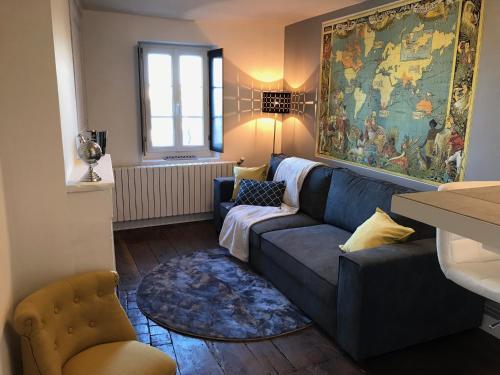 La Maison de la Liberté : Apartment near Buxerolles