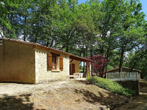 Ferienhaus mit Pool Blanquefort-sur-Briolance 305S : Guest accommodation near Soulaures