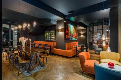 Hotel Scarlett : Hotel near Paris 19e Arrondissement