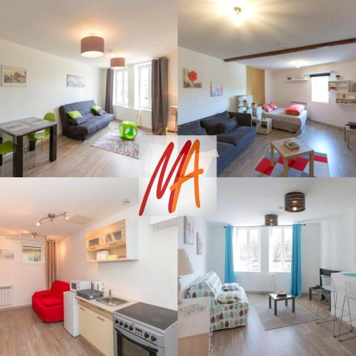 Metz Attitude : Apartment near Mey