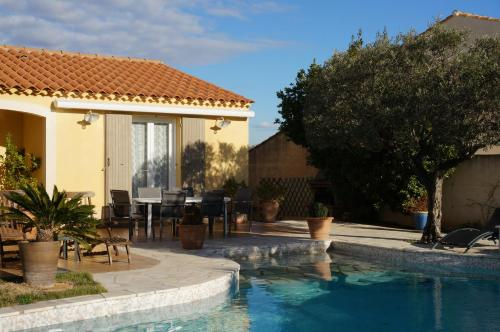 Mer et Soleil : Bed and Breakfast near Sausset-les-Pins