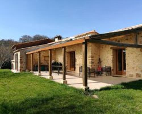 Holiday home Bouchard - 2 : Guest accommodation near Ansignan