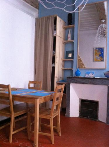 ADORAMAAR- LES STUDIOS : Apartment near Marseille 2e Arrondissement