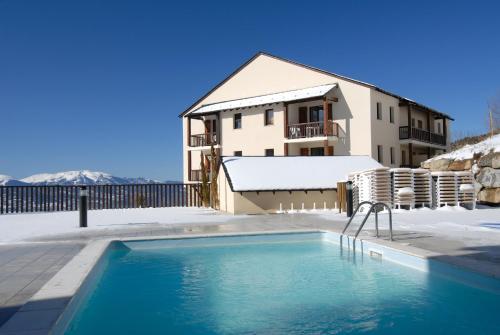 Résidence Odalys Mille Soleils : Guest accommodation near Égat