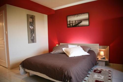 Domaine Du Coteau Des Lys : Guest accommodation near Azolette