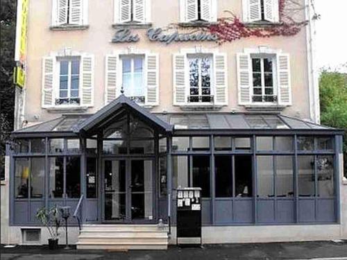 Les Capucins : Hotel near Lucy-le-Bois