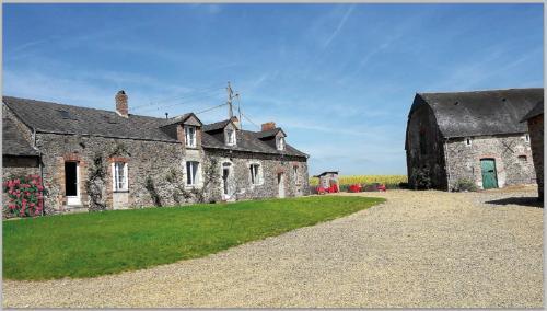 La Touche : Guest accommodation near Thorigné-en-Charnie