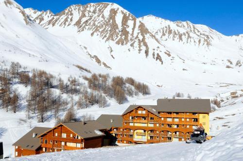 Résidence Les Balcons Du Soleil : Guest accommodation near Seyne