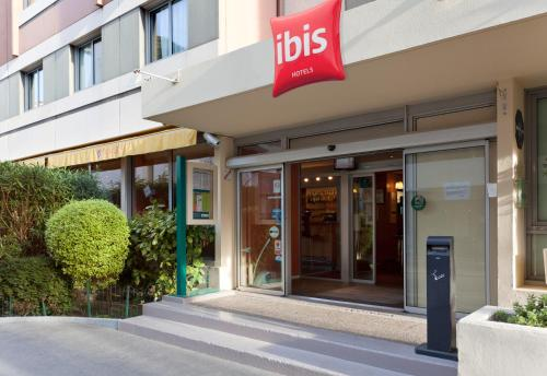 ibis Marseille Centre Prado Velodrome : Hotel near Marseille 8e Arrondissement