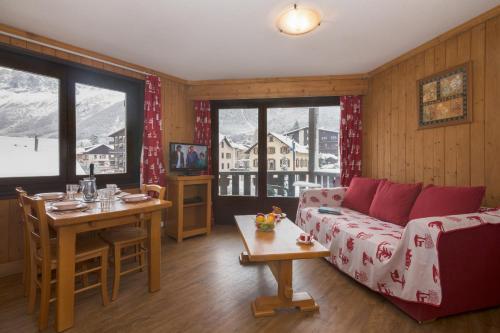Appartement Anaïte 15 : Apartment near Les Houches