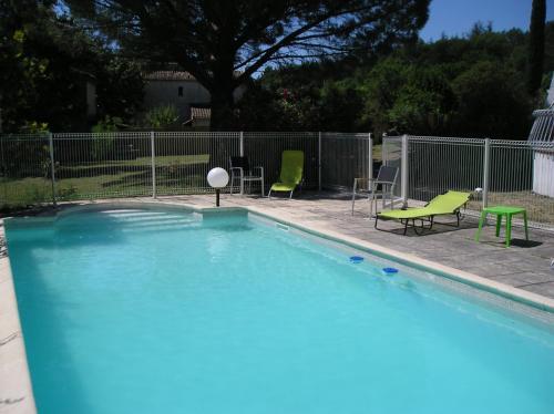 Apartment Les Boucarues : Apartment near Sanilhac-Sagriès