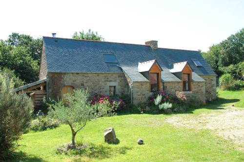 LA FERME des DAIMS : Guest accommodation near Louannec