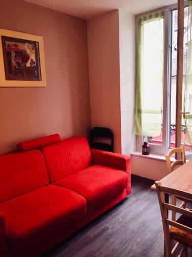 Appartement face aux thermes : Apartment near Mont-Dore