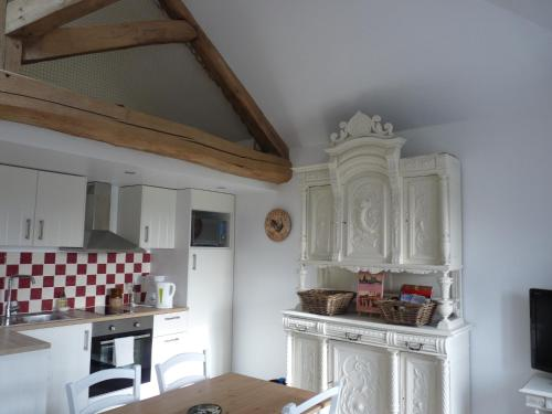 L'Etable d'Orgerus : Guest accommodation near Villiers-le-Mahieu