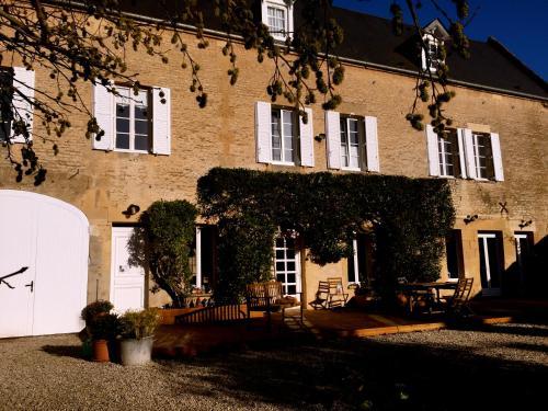 La Galante : Guest accommodation near Mathieu