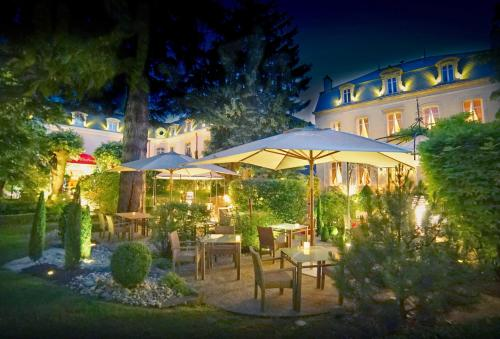 Hostellerie Le Cèdre : Hotel near Lusigny-sur-Ouche