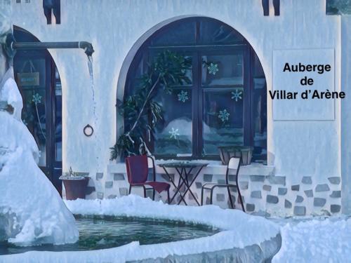 Auberge de Villar d'Arène : Guest accommodation near Villar-d'Arêne