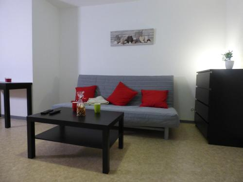 Super appartement avec parking : Apartment near Hangenbieten
