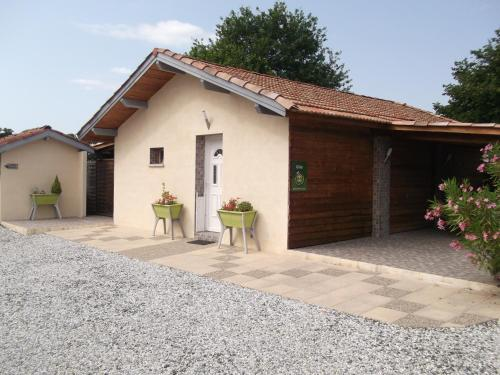 La Forge De Clermont : Guest accommodation near Bergouey