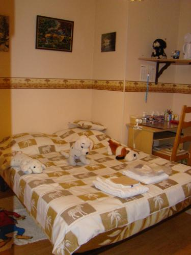 Chambre chez l'habitant : Guest accommodation near Villeron