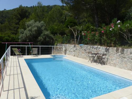 La Nevet's : Apartment near Évenos