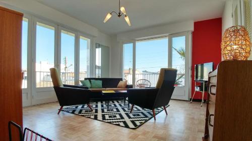 CasaModernista : Apartment near Royan