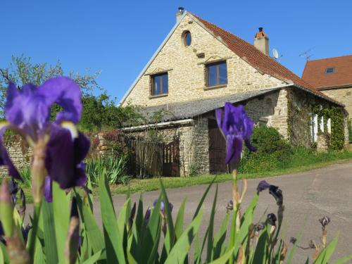 Au verger de Marcilly : Guest accommodation near Saint-Brisson