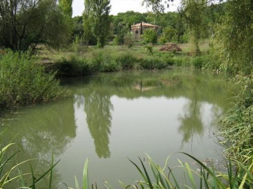 La Font de Rouve : Guest accommodation near Salindres
