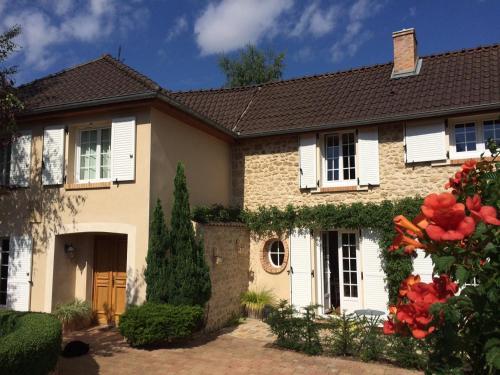 La Maison de Manolie : Bed and Breakfast near Chaudardes